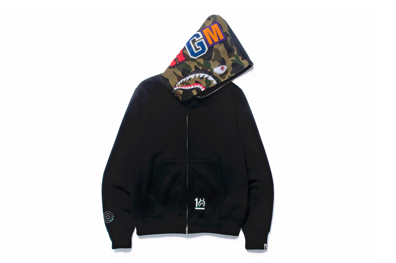 Bape Hoodies and Jackets